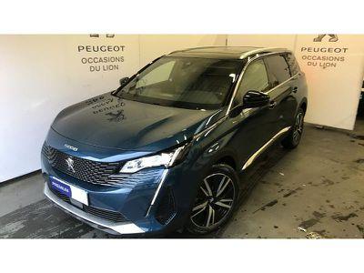 Leasing Peugeot 5008 1.6 Puretech 180ch S&s Gt Pack Eat8