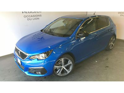 Peugeot 308 1.5 BlueHDi 130ch S&S GT Pack EAT8 occasion