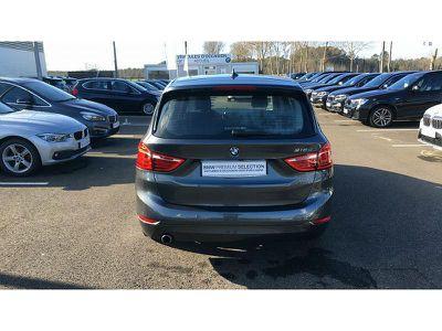 BMW SERIE 2 GRAN TOURER 216DA 116CH LOUNGE - Miniature 4