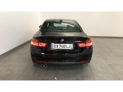 BMW SERIE 4 COUPE 430DA 258CH M SPORT - Miniature 4