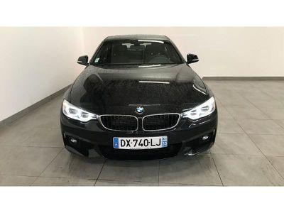 BMW SERIE 4 COUPE 430DA 258CH M SPORT - Miniature 5