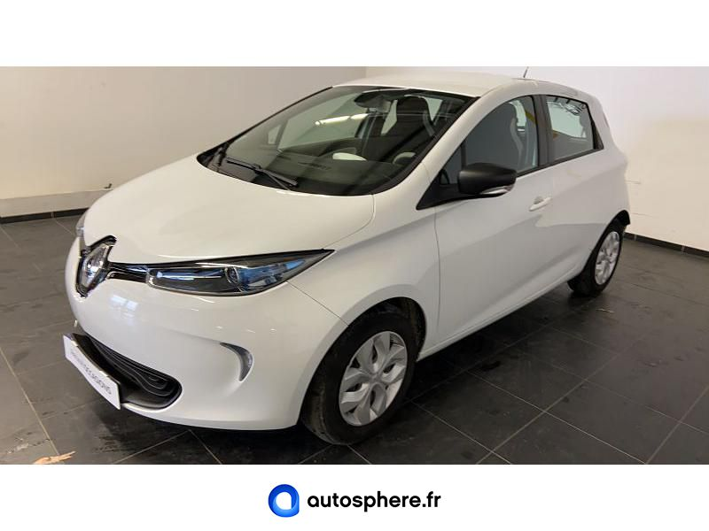 RENAULT ZOE LIFE CHARGE NORMALE R75 - Photo 1
