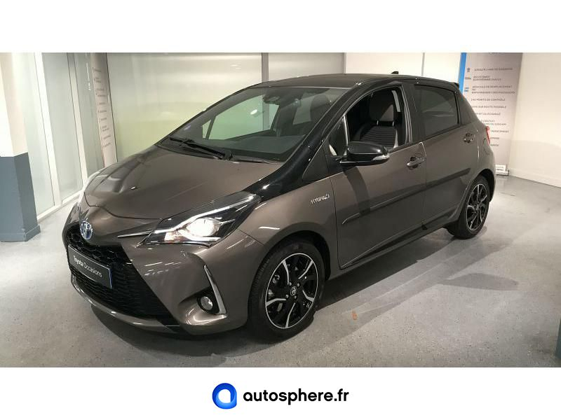 TOYOTA YARIS 100H COLLECTION 5P - Photo 1