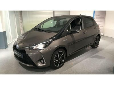 Toyota Yaris 100h Collection 5p occasion