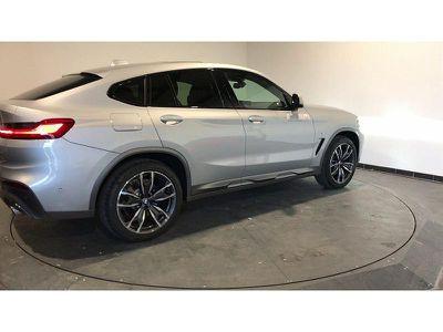 BMW X4 XDRIVE20D 190 CH M SPORT X - Miniature 2