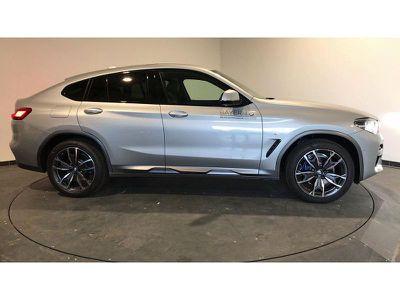 BMW X4 XDRIVE20D 190 CH M SPORT X - Miniature 4
