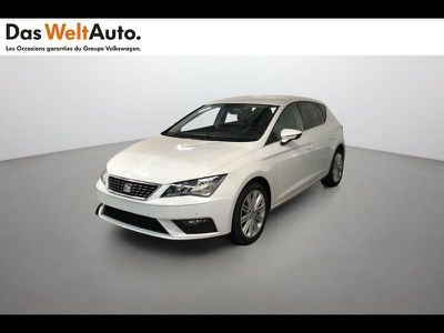 Seat Leon 1.4 TSI 125ch Connect Start&Stop occasion