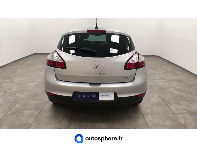 RENAULT MEGANE 1.2 TCE 115CH ENERGY LIMITED ECO² 2015 - Miniature 4