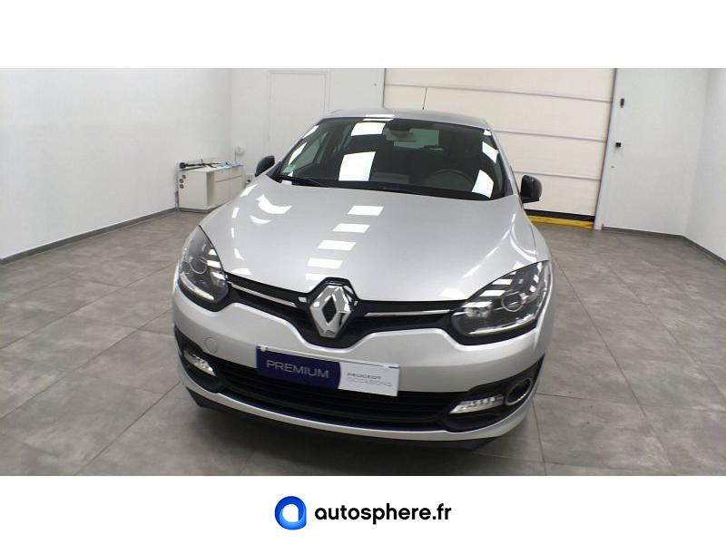 RENAULT MEGANE 1.2 TCE 115CH ENERGY LIMITED ECO² 2015 - Miniature 5