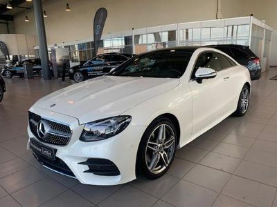 Mercedes Classe E Coupe 220 d 194ch Fascination 9G-Tronic occasion