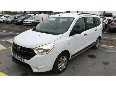 Leasing Dacia Lodgy 1.5 Blue Dci 115ch Silver Line 5 Places