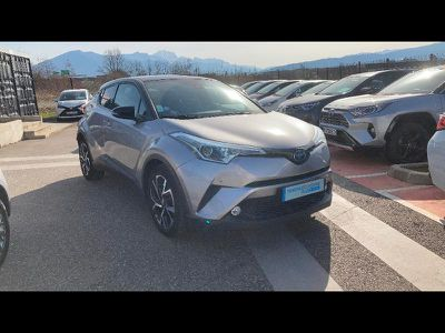 TOYOTA C-HR 122H GRAPHIC 2WD E-CVT RC18 - Miniature 1