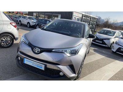 TOYOTA C-HR 122H GRAPHIC 2WD E-CVT RC18 - Miniature 2
