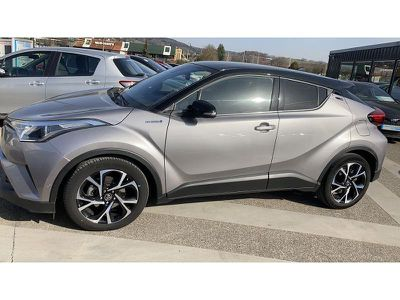 TOYOTA C-HR 122H GRAPHIC 2WD E-CVT RC18 - Miniature 4