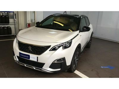 Leasing Peugeot 3008 1.6 Bluehdi 120ch Gt Line S&s Eat6