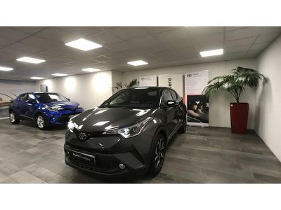 Leasing Toyota C-hr 1.2 Turbo 116ch Graphic 2wd Rc18