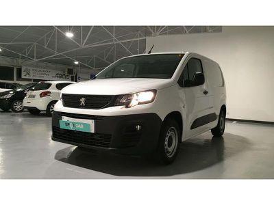 Leasing Peugeot Partner Standard 650kg Bluehdi 100ch S&s Premium