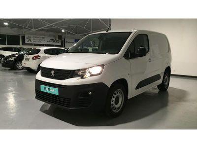 Leasing Peugeot Partner Standard 650kg Bluehdi 130ch S&s Premium
