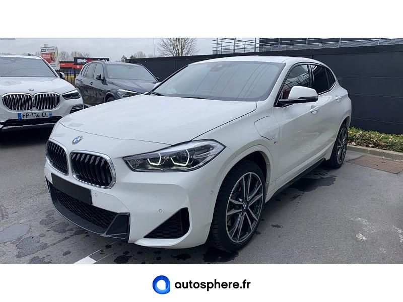 BMW X2 XDRIVE25EA 220CH M SPORT EURO6D-T - Miniature 1