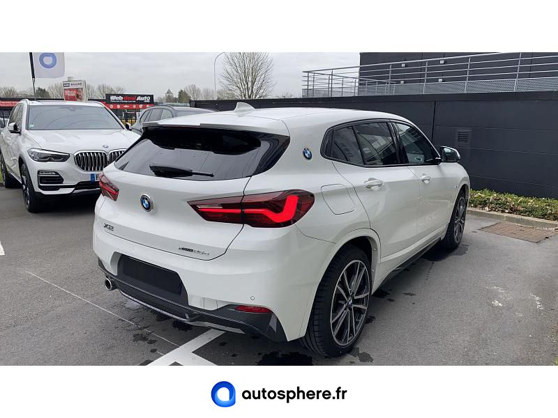 BMW X2 XDRIVE25EA 220CH M SPORT EURO6D-T - Miniature 2