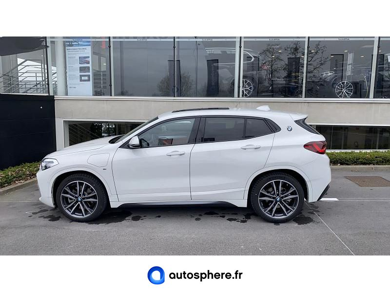 BMW X2 XDRIVE25EA 220CH M SPORT EURO6D-T - Miniature 3