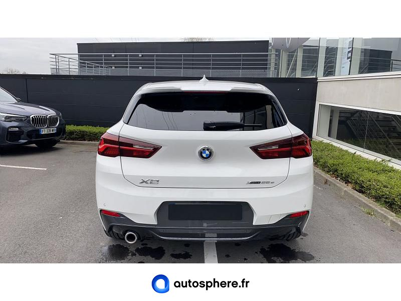 BMW X2 XDRIVE25EA 220CH M SPORT EURO6D-T - Miniature 4