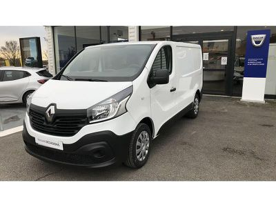 Renault Trafic L1H1 1200 1.6 dCi 125ch energy Grand Confort Euro6 occasion