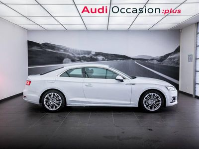 Audi A5 2.0 TDI 190ch ultra Design Luxe S tronic 7 occasion