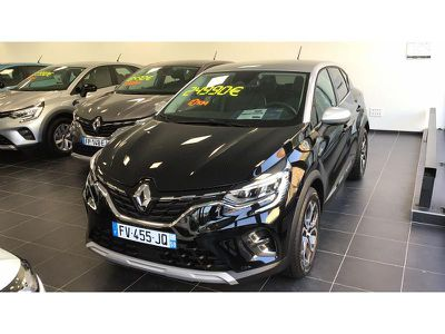 Leasing Renault Captur 1.5 Blue Dci 115ch Intens Edc