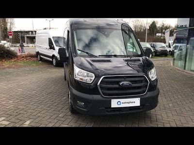 FORD TRANSIT 2T T310 L2H2 2.0 ECOBLUE 130CH S&S TREND BUSINESS BVM - Miniature 1