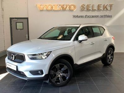 Volvo Xc40 T3 163ch Inscription Luxe Geatronic 8 occasion
