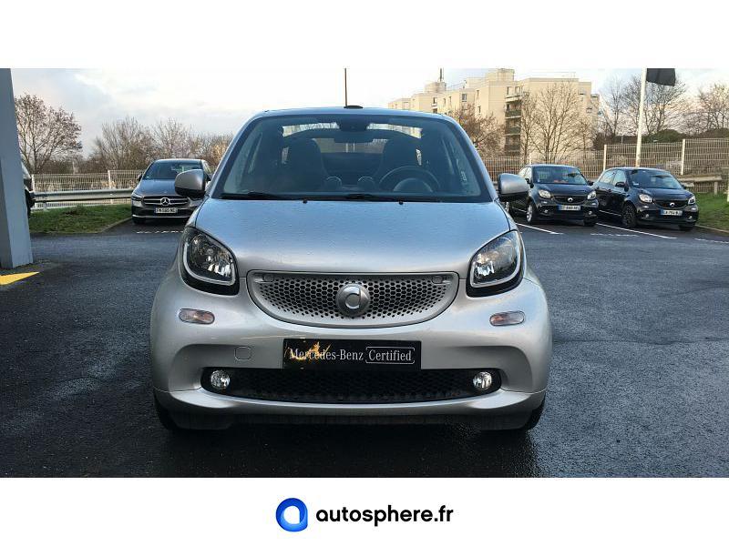 SMART FORTWO CABRIOLET 90CH PASSION TWINAMIC - Miniature 5