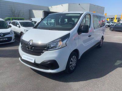 Renault Trafic Combi L1 1.6 dCi 125ch energy Zen 9 places occasion