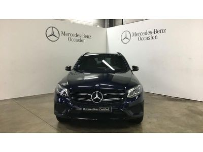 MERCEDES GLC 350 E 211+116CH FASCINATION 4MATIC 7G-TRONIC PLUS - Miniature 5