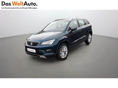 Seat Ateca 1.6 TDI 115ch Start&Stop Xcellence Ecomotive DSG Euro6d-T occasion