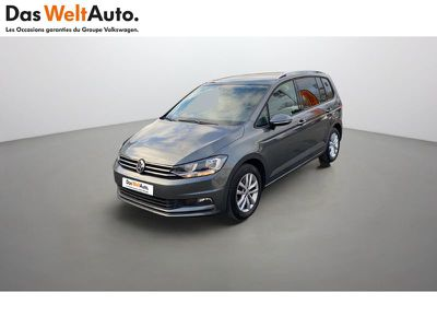 Volkswagen Touran 1.6 TDI 115ch FAP Confortline Business DSG7 7 places Euro6d-T occasion