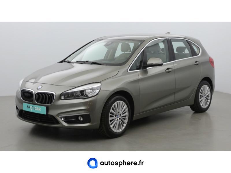 BMW SERIE 2 ACTIVE TOURER 218DA 150CH LUXURY - Photo 1