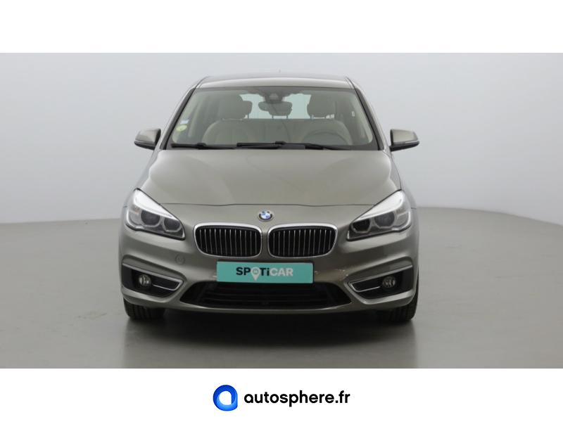 BMW SERIE 2 ACTIVE TOURER 218DA 150CH LUXURY - Miniature 2