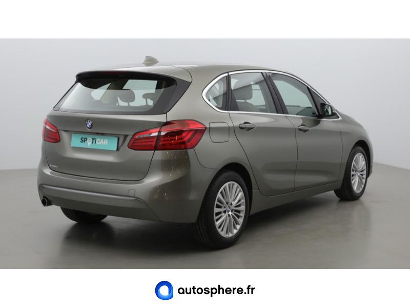 BMW SERIE 2 ACTIVE TOURER 218DA 150CH LUXURY - Miniature 5