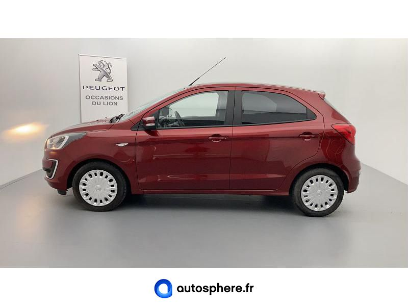 FORD KA+ 1.2 TI-VCT 85CH S&S ULTIMATE - Miniature 3