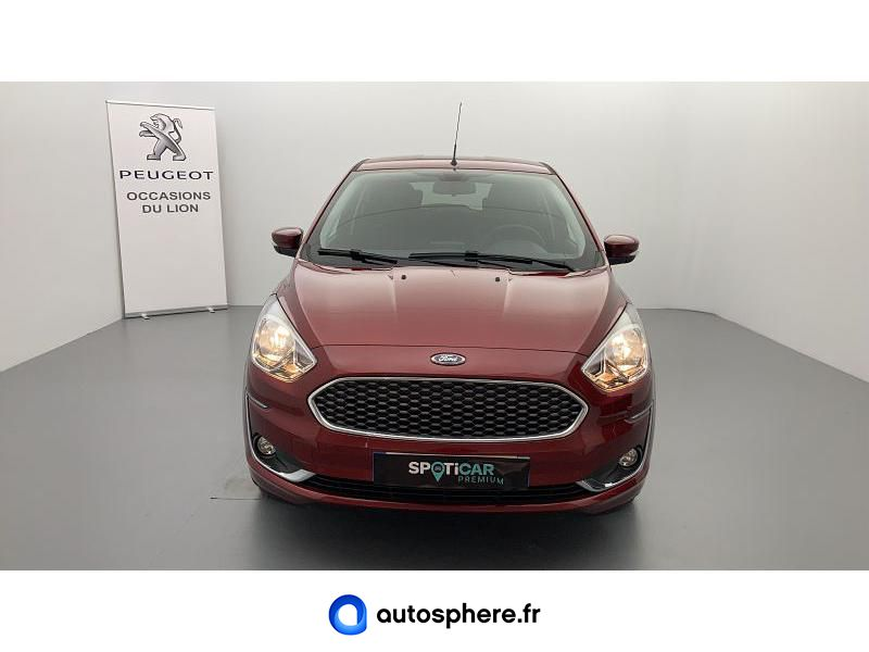 FORD KA+ 1.2 TI-VCT 85CH S&S ULTIMATE - Miniature 5