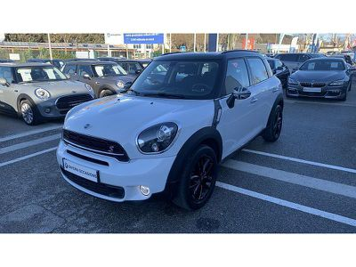 Mini Countryman Cooper SD 143ch Red Hot Chili BVA occasion