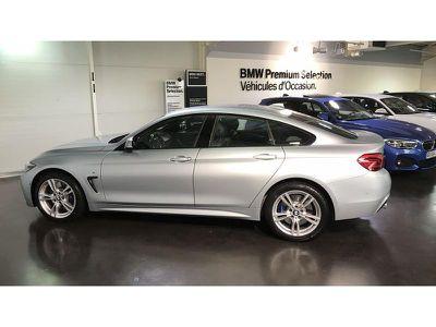 BMW SERIE 4 GRAN COUPE 440IA XDRIVE 326CH M SPORT EURO6D-T - Miniature 3