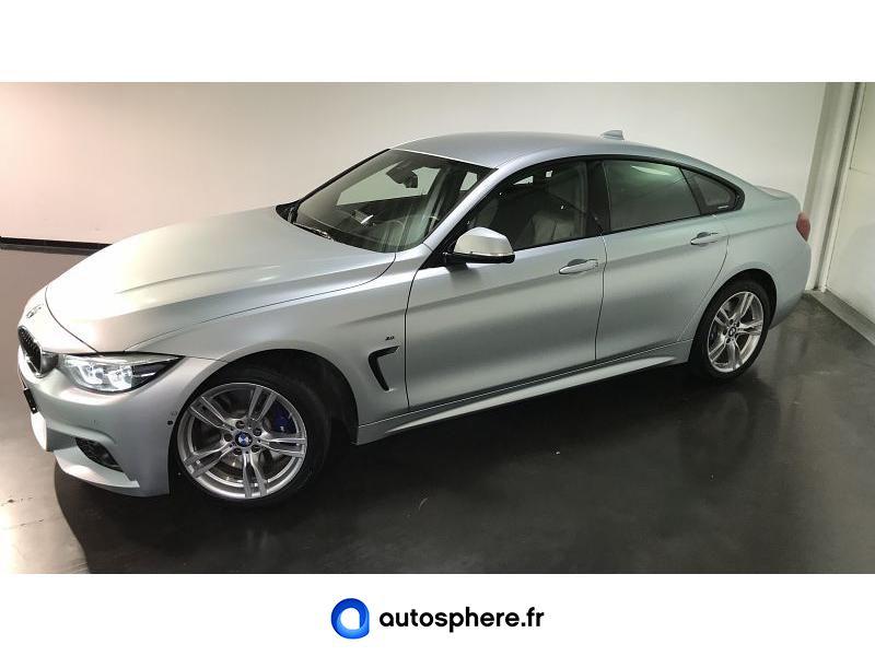 BMW SERIE 4 GRAN COUPE 440IA XDRIVE 326CH M SPORT EURO6D-T - Photo 1