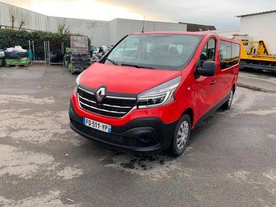 Renault Trafic Combi L2 2.0 dCi 145ch Energy S&S Zen 8 places occasion