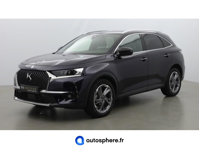 DS DS 7 CROSSBACK BLUEHDI 180CH GRAND CHIC AUTOMATIQUE - Photo 1