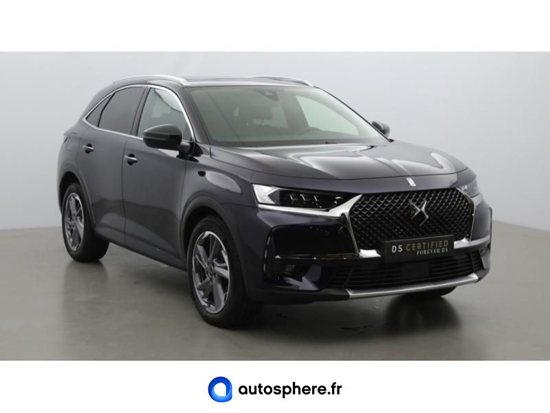 DS DS 7 CROSSBACK BLUEHDI 180CH GRAND CHIC AUTOMATIQUE - Miniature 3