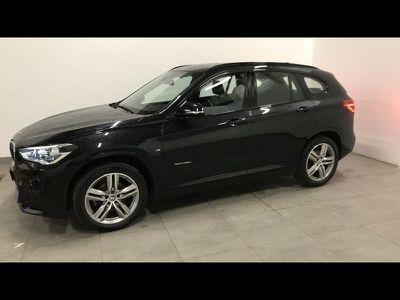 BMW X1 SDRIVE16D 116CH M SPORT - Miniature 3