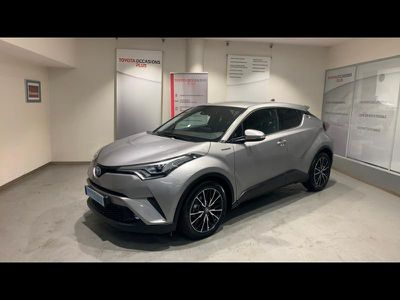 Leasing Toyota C-hr 122h Distinctive 2wd E-cvt Rc18