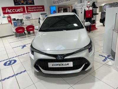 Toyota Corolla 122h Design MY21 occasion